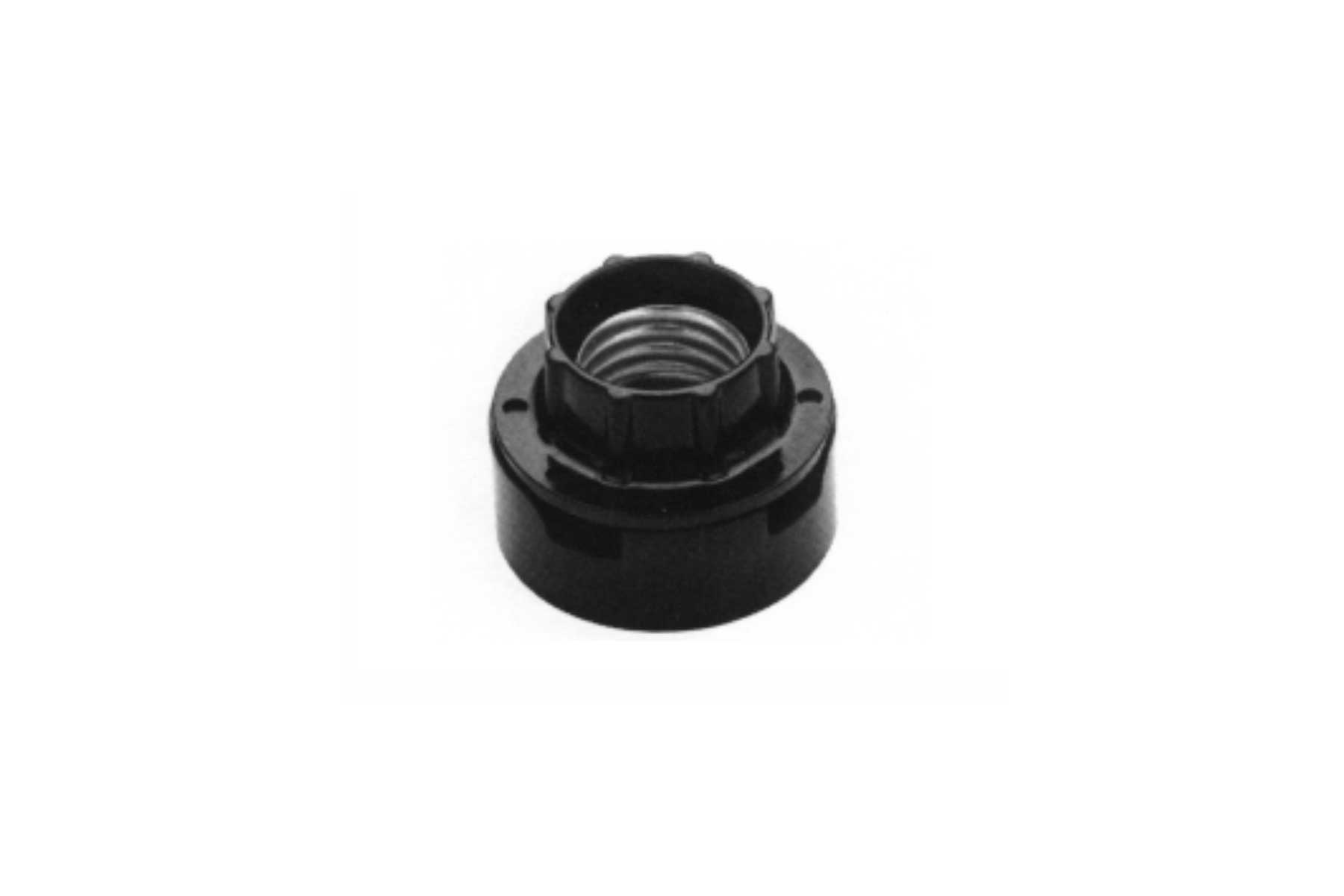 Two Piece Medium Base Phenolic Keyless Incandescent Light Socket