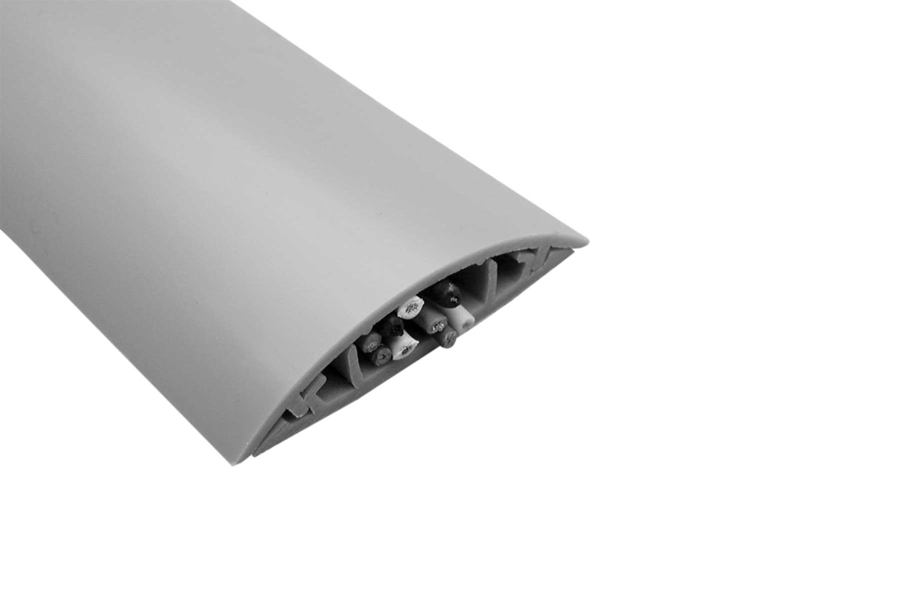 Floor Wire Duct with Adhesive Backing